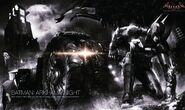 Batman arkham knight smash