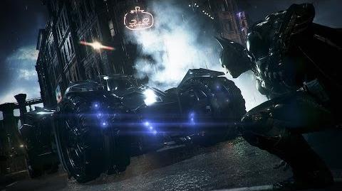 "Official Batman Arkham Knight Gameplay Trailer -- ""Evening the Odds""-0"