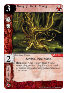 Hungry Dark Young CS-131