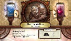 Harvey Walters ~ Elder Sign - Core Set