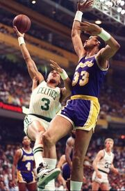 Celtics-v-lakers