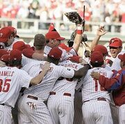 Phillies nl east champions celebrate