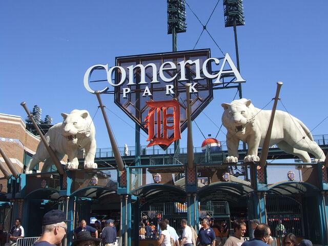 File:1188254156 Comerica Park - The Entrance.JPG