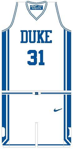 File:DukeBlueDevilsBasketballJersey 2001.jpg