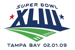 XLIII Logo