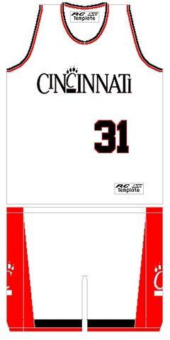 File:CincinnatiBearcatsBasketballJersey 1992.jpg