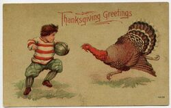 Thanksgiving 1900