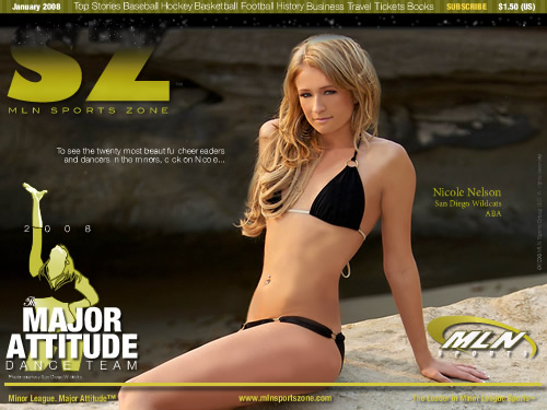 Article 20 Hottest Cheerleaders In The Minor Leagues