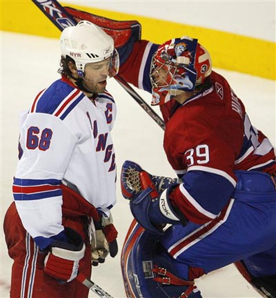 Rangers-Canadiens -2