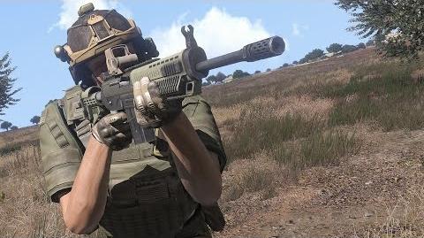 Arma 3 - Marksmen DLC Trailer