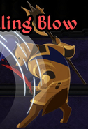 King's Guard Killing Blow