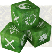 Backer Dice