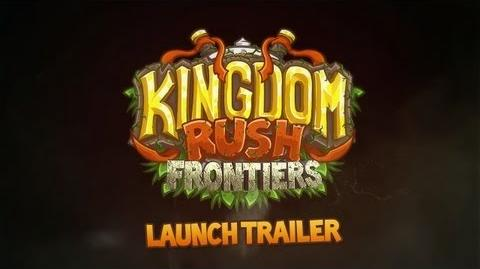 Kingdom Rush Frontiers Trailer (official)