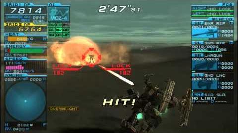 Armored Core Formula Front Sadistic IV - AI Battle Test 1