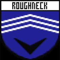 Rough Neck Emblem
