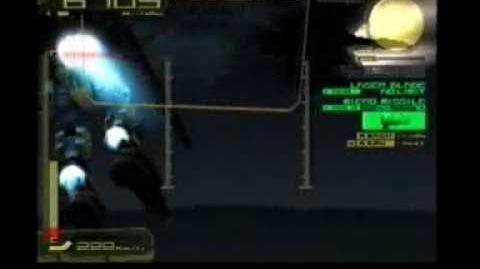 Armored Core Last Raven - Danger Halley VS Leviathan Trio