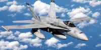 McDonnell Douglas F/A-18 Hornet
