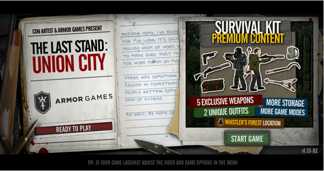 File:The Last Stand - Union City Start Screen.png