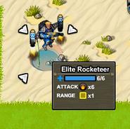 Stats - Elite Rocketeer