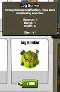 Log Bunker