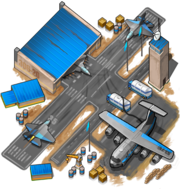 Building airport 01