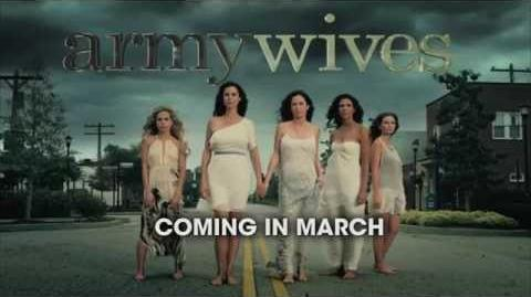 Army Wives season 6 - trailer
