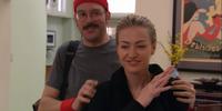 Lindsay and Tobias