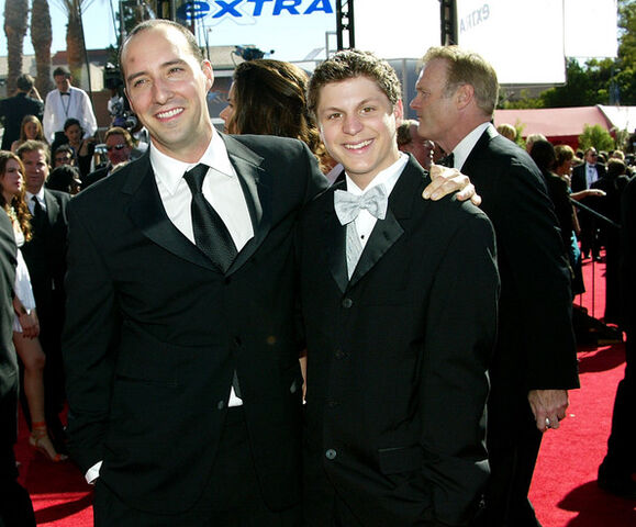 File:2004 Primetime Emmy Awards - Tony and Michael 01.jpg