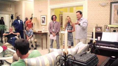 Arrested Development - Behind the Scenes - Being Back on Arrested Development