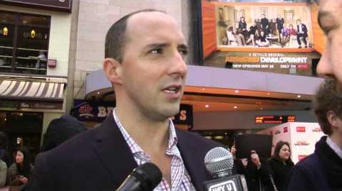Tony Hale Interview - Series 4 Premiere