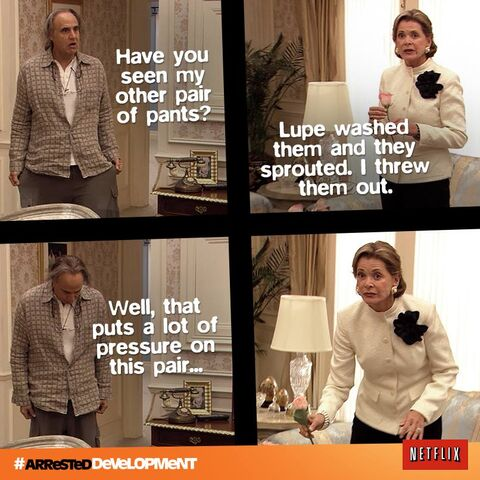 """File:Facebook Quotes - 2x06 """"Pants"""" 01.jpg"""