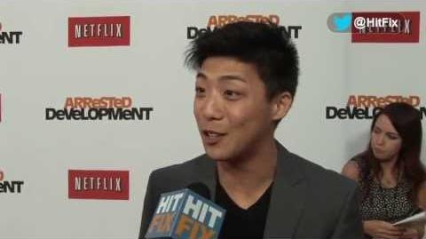 Arrested Development - Justin Lee Interview
