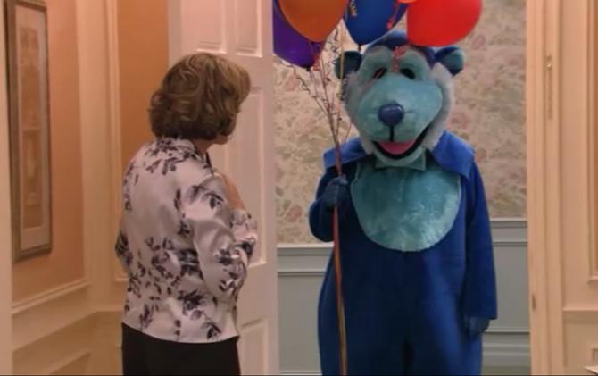 Gene Parmesan Party Bear