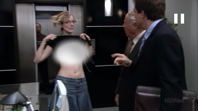 Busty down bra tube