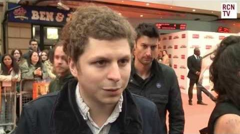 Arrested Development Season 4 Michael Cera Interview