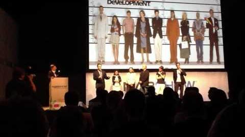 Arrested Development at NAB 2012