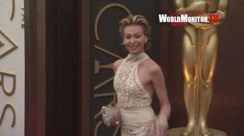 Portia de Rossi arrives at 86th Annual Academy Awards Redcarpet