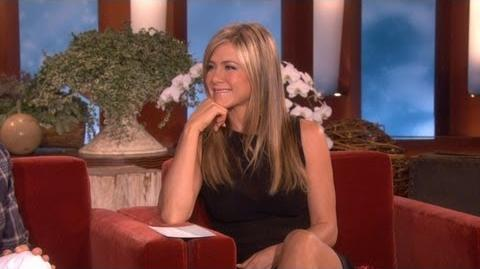 Jennifer Aniston on a 'Friends' Reunion