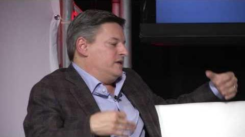 Netflix's Ted Sarandos on 'Arrested Development'