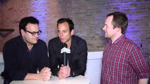 Alternate Take Will Arnett and Mitch Hurwitz at SXSW