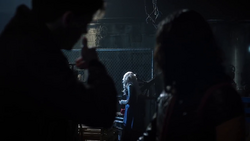 Savitar threatens to kill Killer Frost