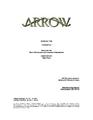 Arrow script title page - Vendetta.png