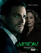 Arrow season 1 promo - Savagery is a family trait.