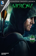 Arrow chapter 27 digital cover