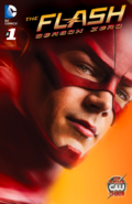 The Flash Season Zero chapter 1 cover