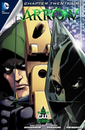 Arrow chapter 21 digital cover