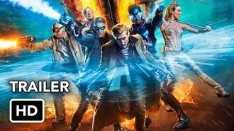 DC's Legends of Tomorrow Season 2 Comic-Con Trailer (HD)