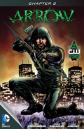 Arrow chapter 3 digital cover