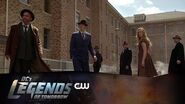 DC's Legends of Tomorrow Inside DC's Legends The Justice Society of America The CW