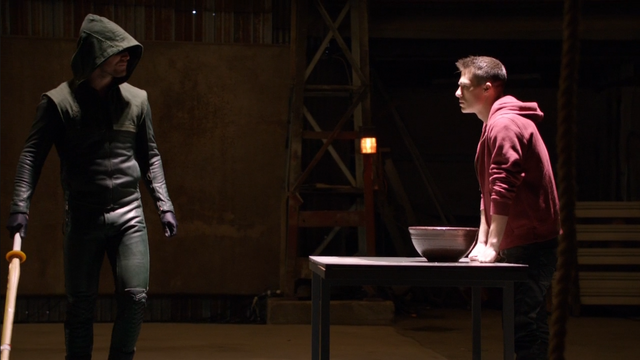 File:Oliver trains Roy to control his powers.png
